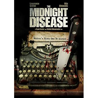Mindight sygdom [DVD] USA importerer