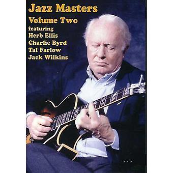 Jazz Masters - Vol. 2-Jazz Masters [DVD] USA importerer