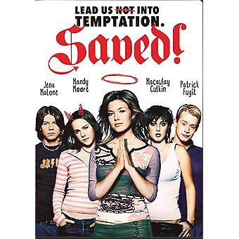 Saved [DVD] USA import