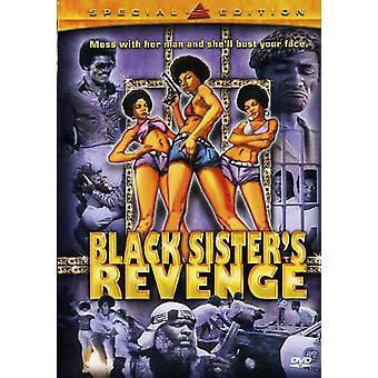 Sort søstre hævn [DVD] USA importerer