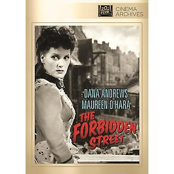 Forbidden Street [DVD] USA import