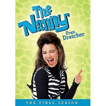 Nanny: Säsong fem [DVD] USA import