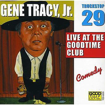 Jr. Tracy gene - Gene Jr. de Tracy: Tracy, Gene Jr.: Vol. 29-en vivo en la importación de los E.e.u.u. de Goodtime [CD]