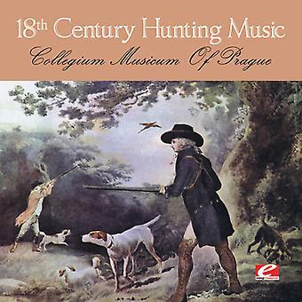Collegium Musicum of Prague - 18th Century Hunting Music [CD] USA import