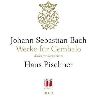 Bach - import de Estados Unidos Cembalowerke [CD]