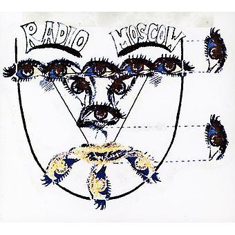 Radio Moskva - 3 & 3 fjerdedele [CD] USA importerer