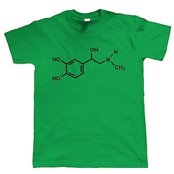 Adrenaline Molecular, Mens Tshirt