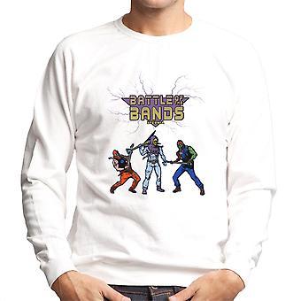 Slaget af Bands Eternia Skeletor mænds Sweatshirt