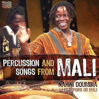 Nahini Doumbia & Les Espoirs Du Mali - percussioni & canzoni da importazione USA Mali [CD]