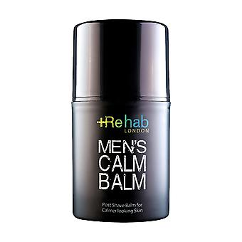 Rehab London Men's  Calm Balm Post Shave Lotion 50ml