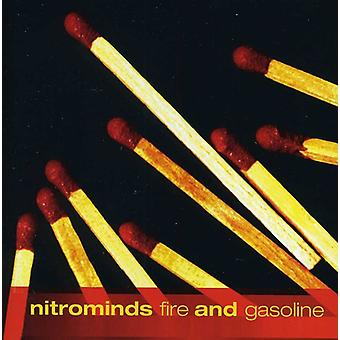 Nitrominds - brand & benzin [CD] USA import