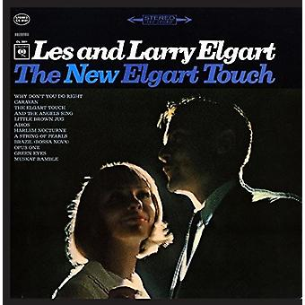 Les Elgart y Larry - import USA nuevo Elgart Touch [CD]