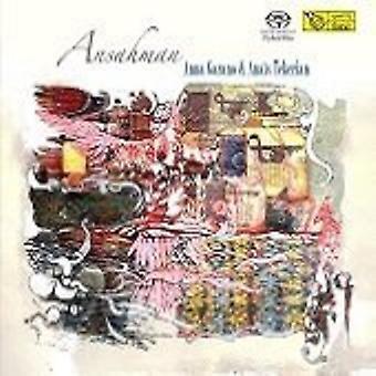 Garano, Anna & Tekerian, Anais - Ansahman [CD] USA import