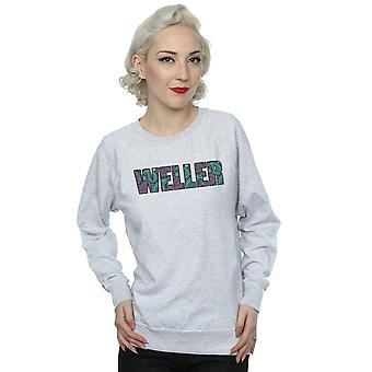Paul Weller Women's Paisley Logo 1 Sweatshirt