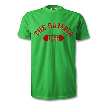 The Gambia Independence 1965 Kids T-Shirt