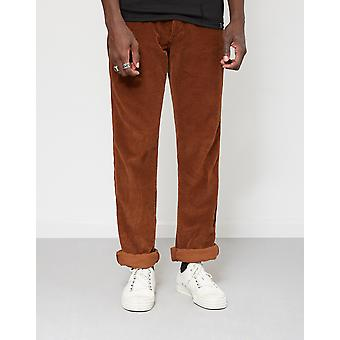 Lois Jeans New Dallas Jumbo Cord Trousers Brown