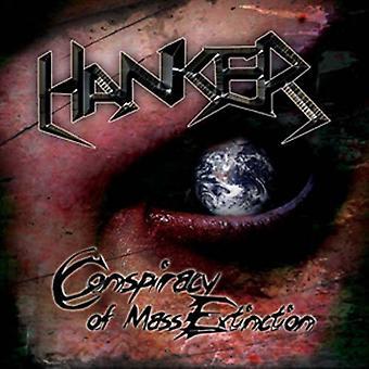 Hanker - Conspiracy of Mass Extinction [CD] USA import