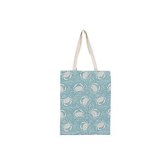 CGB Giftware Harbour Blue Crab Shopping Bag