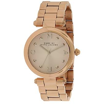 Marc by Marc Jacobs Dameur bims Rose guld-Tone MJ3449