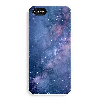 iPhone 5C Full Print Case (Glossy) - Nebula