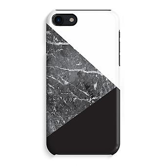 iPhone 8 Full Print Case (Glossy) - Marble combination