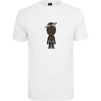 Mister t-shirt - LA schizzo bianco