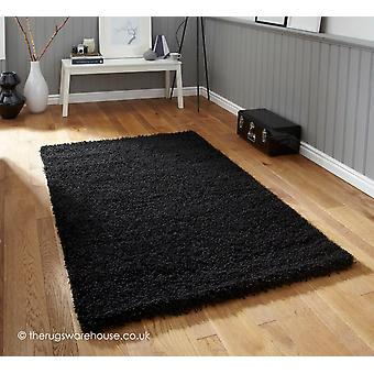 Vista Black Rug