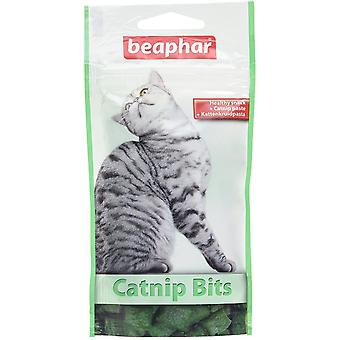 Beaphar Catnip Bits 75 Cat treats (Pack of 18)