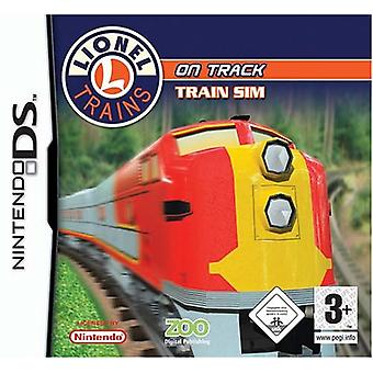 Lionel Trains On Track (Nintendo DS)