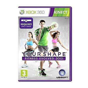 Din figur Fitness Evolved 2012 - Kinect kompatibel (Xbox 360)
