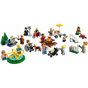 60134 LEGO fun in the park-City personenset