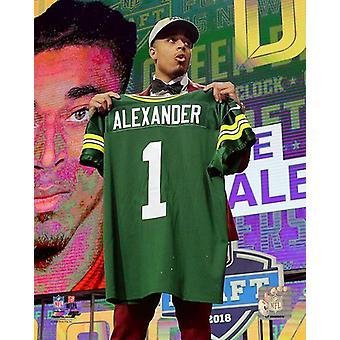 Jaire Alexander 2018 NFL Draft #18 Draft Pick Photo Print