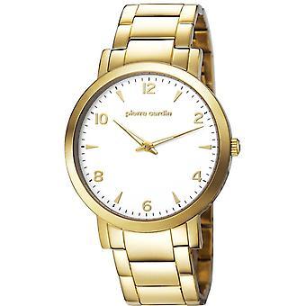 Pierre Cardin mens watch wristwatch Bonne Nouvelle PC106511F20