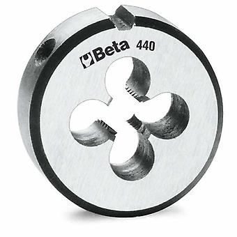 440 ASF1/2 Beta 1/2unf X 38.1mm/1.1.2in O/d Round Dies Made From Chrome-steel