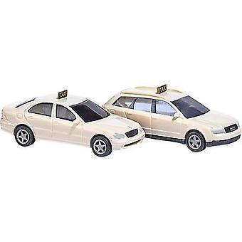 Busch  8341  N Mercedes Benz, Audi Taxis