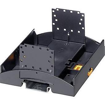 Phoenix Contact BC 107,6 UT HBUS BK DIN rail behuizing (onderste gedeelte) 89.7 x 107.6 x 62.6 polycarbonaat (PC) zwart 1 PC('s)