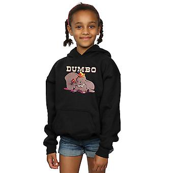 Disney Girls Dumbo Timothy's Trombone Hoodie