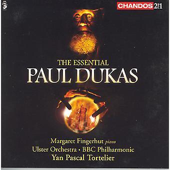 P. Dukas - The Essential Paul Dukas [CD] USA import