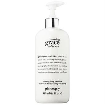 Philosophy Amazing Grace Ballet Rose Firming Body Emulsion 16oz / 480ml