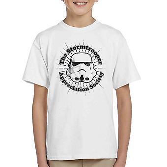 Original Stormtrooper Appreciation Society Kinder T-Shirt