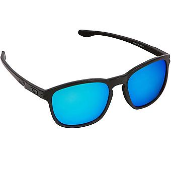 Best SEEK Polarized Replacement Lenses for Oakley ENDURO Black Blue Mirror