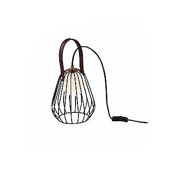 Lampe de Table moderne Indiana d'éclairage Maytoni, noir