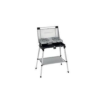 Campingaz 600 Series Standing Stove and Toaster - Silver
