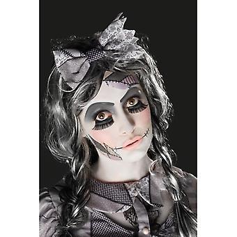 Damaged doll makeup Kit