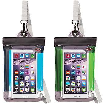 الحقيبة لينة الهاتف الذكي للماء الخفيف وتيز بحزام قابل للإزالة