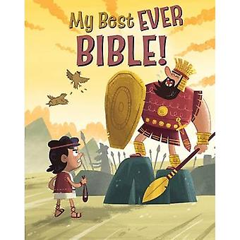 My Best Ever Bible by Victoria Tebbs - 9780745964980 Book
