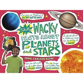 Totally Wacky Facts About Planets and Stars - 9781474705943 Book