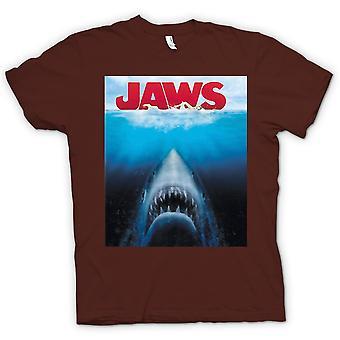 Womens T-shirt - Jaws Weißhai - Film