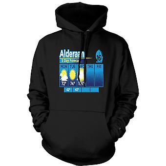 Kids Hoodie - Alderaan 5 Day Weather Forcast - Star Wars