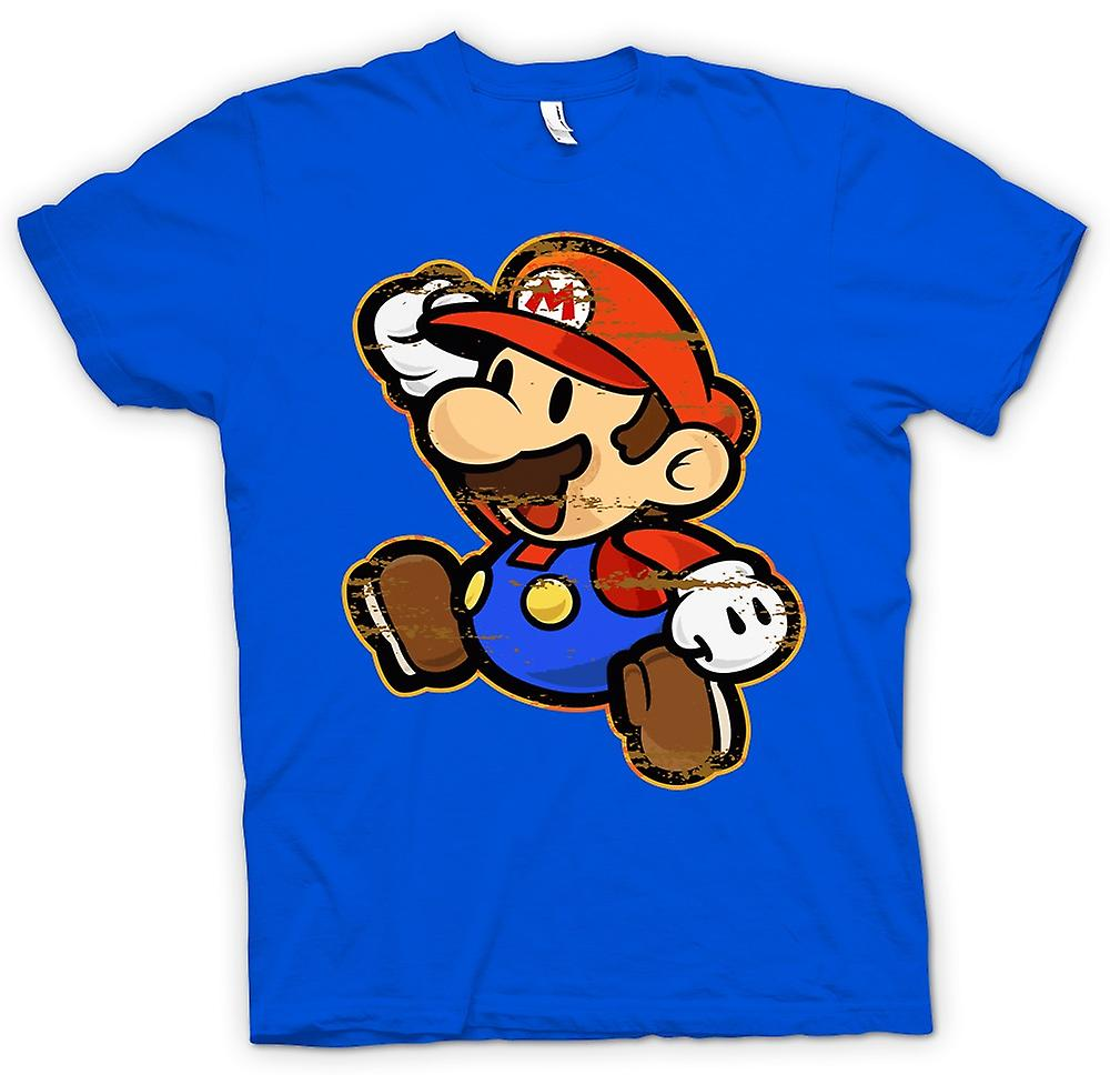 Herr T-shirt - Mario - Gamer